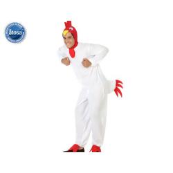 Costume Gallo Uomo Carnevale taglia XL