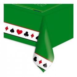 Tovaglia stampata tavolo gioco poker