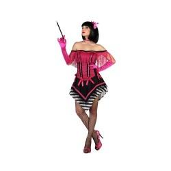 Costume cabaret burlesque donna taglia XL