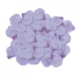 Petali rose lilla sintetici per matrimonio