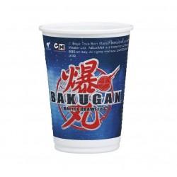 Bicchieri Bakugan 10 pezzi in plastica