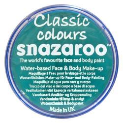 Snazaroo colori truccabimbi  per il viso sea blue18ML make up face paint carnevale