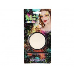 TRUCCO MAKE UP BIANCO FACE PAINTING 10 GR HALLOWEEN CARNEVALE