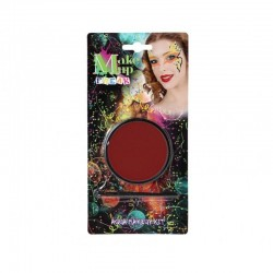 TRUCCO MAKE UP ROSSO FACE PAINTING 10 GR HALLOWEEN CARNEVALE