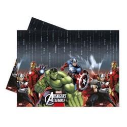 Tovaglia Avengers cm 180x120 cordinati