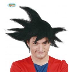 PARRUCCA SAMURAI SPAZIALE  Goku