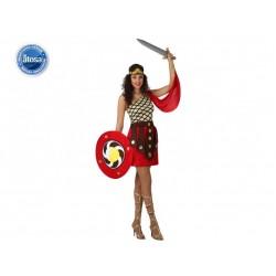 Costume romana donna gladiatrice  taglia M/L Atosa