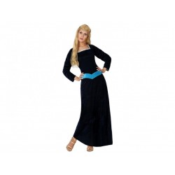 Costume  dama medioevale donna taglia M/L Atosa
