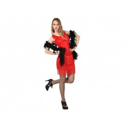 Costume charlestone donna taglia M/L Atosa