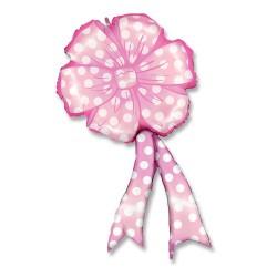Decorazione nascita rosa fuoriporta Benvenuta