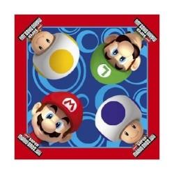 Tovaglioli Super Mario in carta 16 pz
