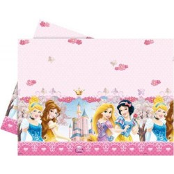 TOVAGLIA PRINCIPESSE DISNEY IN PLASTICA FESTE E PARTY