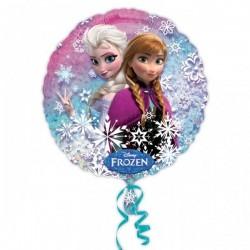 "Palloncino Mylar 18"" Frozen diam cm 45"