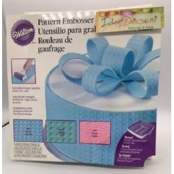 Rullo decorativo per pasta di zucchero cake design