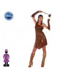 Costume indiana donna taglia M/L