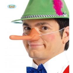 Naso lungo in silicone Pinocchio