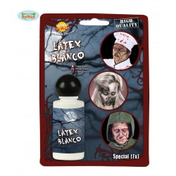 Latice Bianco  liquiso28 ml Halloween Carnevale