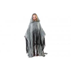 Costume Poncho Zombie Horror Halloween
