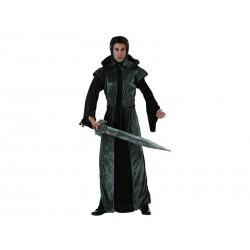 Costume guardiano delle tenebre zombie uomo taglia XL