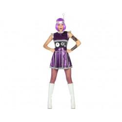 Costume Robot Donna Carnevale