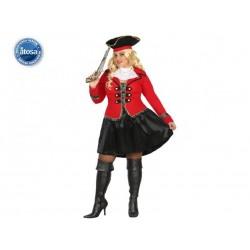 Costume Pirata Piratessa Donna taglia XXL