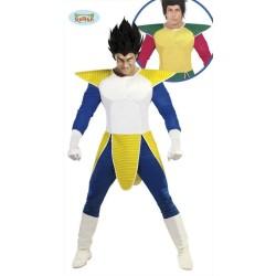 Costume Super Sayan uomo Dragon Ball