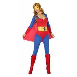 Costume super eroe donna