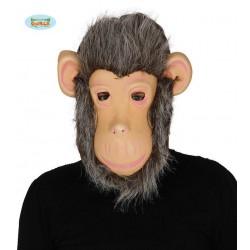 Maschera Orango tango scimmia