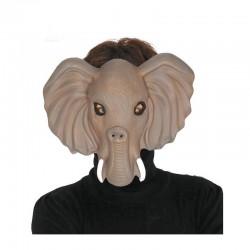 Maschera Elefante uomo carnevale