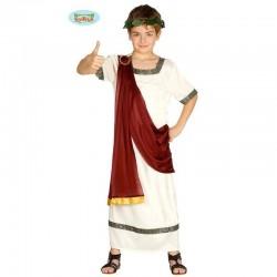 Costume romano imperatore bambino