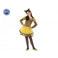 Costume Tigre Bambina Carnevale
