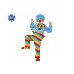 Costume Pagliaccio Bambino clown 7/9 anni