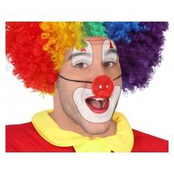 Naso pagliaccio lumino  clown pagliaccio