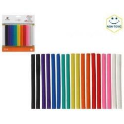 Plastillina 18 colori pasta per modellare