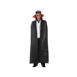 Mantello Nero Uomo Halloween Carnevale