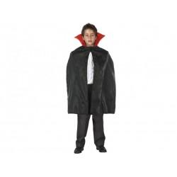 Mantello Nero bambino Halloween Carnevale