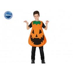 Costume Zucca Halloween Bambino