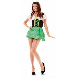 Costume bavarese tirolese da donna Oktoberfes