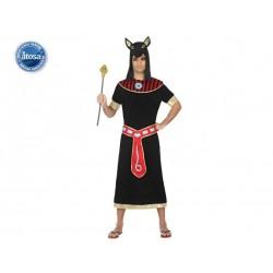Costume Egiziano Faraone Uomo Carnevale