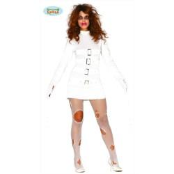Costume Camicia di Forza pazza donna Halloween