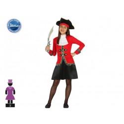 Costume Piratessa Bambina