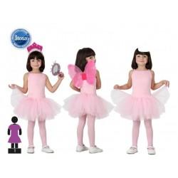 Costume Tutu per Ballerina Bambina taglia 10/12 anni