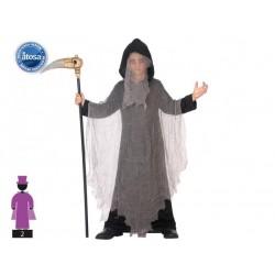 Costume fantasma bambino demone horror