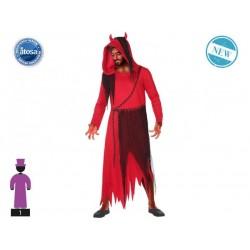 Costume diavolo demonio uomo