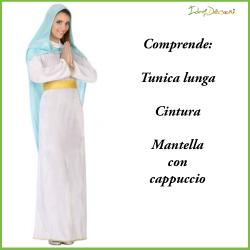 Costume da Madonna Maria donna adulto