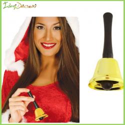 Campana campanella da Babbo Natale accessori vestiti