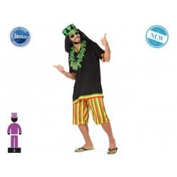 Costume giamaicano rasta uomo