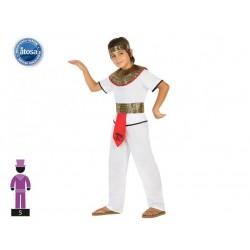 Costume egiziano bambino faraone