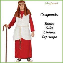 Costume San Giuseppe pastore bambino