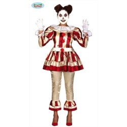Costume clown donna pennywise